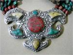 Antique Tibetan Necklace